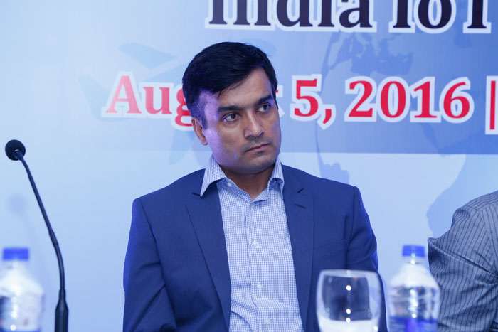 Mr. Kuldeep Malik, Country Head, Corporate Sales International, MediaTek India