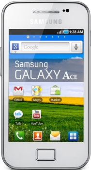 Review: Samsung Galaxy Ace