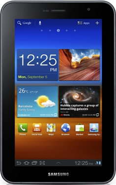Review: Samsung Galaxy Tab GT-P6200