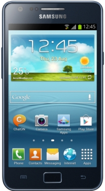 Review: Samsung Galaxy S II Plus