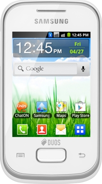 Review: Samsung Galaxy Y Duos Lite - GT-S5302
